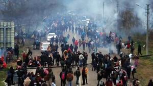 Yunanistan sınırından son dakika haberi: Otobüs ve minibüslerle akın ediyorlar...