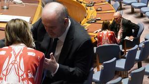 BM Daimi Temsilcisi Sinirlioğlu ve Kelly Craft baş başa görüştü