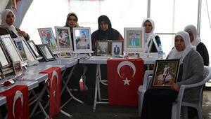 HDP önündeki eylemde 180inci gün