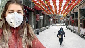 Pekin'de yaşayan Türk gazeteci Sıdal Utkucu yaşadıklarını anlattı