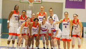 BOTAŞ: 67-61 Bellona Kayseri Basketbol