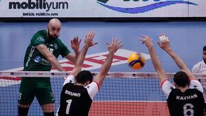 Bursa Büyükşehir Belediyespor 0-3 Spor Toto