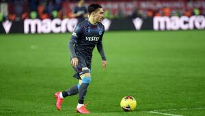 Trabzonsporda Abdülkadir Ömür 183 gün sonra sahalara döndü
