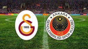 Galatasaray Gençlerbirliği maçı ne zaman saat kaçta hangi kanalda
