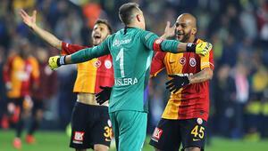 Galatasaray 8de 8 peşinde