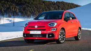 Stoklar eridi, satış hedefleri aşıldı Yeni Fiat 500X satışa çıktı