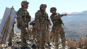Son dakika... 815 güvenlik gücüyle Kapan-7 Karadağ operasyonu başlatıldı
