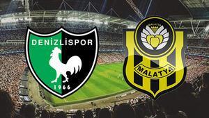Denizlispor - Yeni Malatyaspor maçı saat kaçta hangi kanalda yayınlanacak