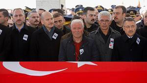 Şehit Uzman Onbaşı Halil Çankaya son yolculuğuna uğurlandı
