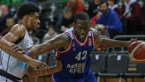 Sigortam.net İTÜ Basket: 49 - 63 Anadolu Efes