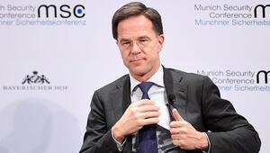 Hollanda Başbakanı Rutte de endişeli