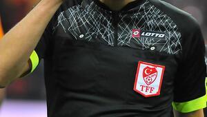 TFF 1. Lig 34. hafta hakemleri açıklandı