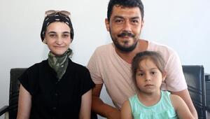 Dilek kansere yenildi Annesini soran kızına Uyuyor dediler