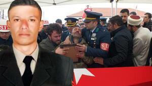 Şehit Uzman Çavuş Hasan Hüseyin Özdemiri 5 bin kişi son yolculuğuna uğurladı