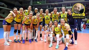Fenerbahçe Opet ve Eczacıbaşı VitrA'nın maçları ertelendi