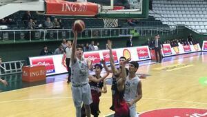 BGLde TEKSÜT Bandırma BK, Gaziantep Basketbolu mağlup etti