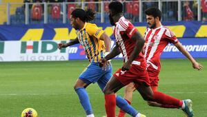 MKE Ankaragücü 0-3 Sivasspor (Maç Özeti)