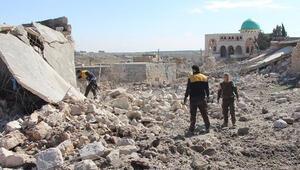Rejimden Halepe saldırı: 5 kişi hayatını kaybetti