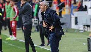 Sivasspor Teknik Direktörü Rıza Çalımbaydan Galatasaray yorumu