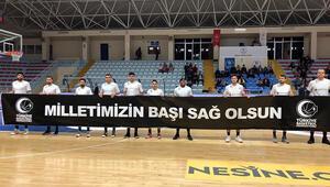 Arel Üniversitesi Büyükçekmece Basketbol 81-92 Beşiktaş Sompo Sigorta