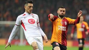 Galatasarayda Ömer ve Marianodan görkemli şahlanış