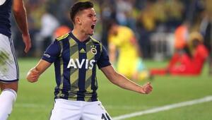 Fenerbahçede Ferdi Kadıoğlu, Kruseyi solladı Sadece Muriqie geçildi
