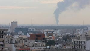 Son dakika haberler: Libyada darbeci Haftere bağlı milisler saldırı düzenledi