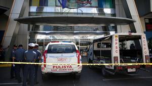Son dakika: Filipinlerdeki AVMde rehine operasyonu