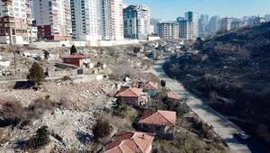 Bin 500 gecekondudan bin 40'ı yıkıldı