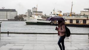 İstanbul'da hafta boyunca hava az bulutlu ve hafif sağanak yağışlı olacak