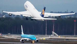 Lufthansa, Tahran ve Çin'e uçuşlarını durdurdu