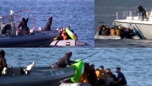 Son dakika haberler... Yunan askeri sınırda vurup öldürdü Botu böyle batırmaya çalıştılar