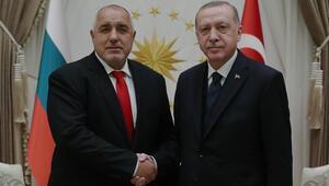 Cumhurbaşkanı Erdoğan ile Bulgaristan Başbakanı Borisov arasında kritik zirve