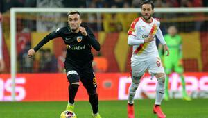 Kayserispor 1-0 Göztepe