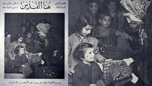 Son dakika haberi: Yunanistana insanlık dersi 78 yıl önce Suriyeye sığınmışlardı...