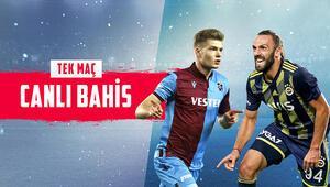 Ziraat Türkiye Kupasında dev randevu Trabzonsporun iddaa oranı düşüşte...
