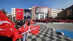 Kahraman Mehmetçik'e Başkent desteği
