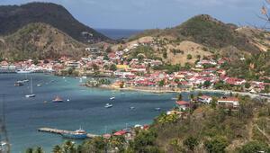 Yeşille mavinin buluştuğu karayip ülkesi Guadeloupe