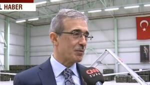 Savunma Sanayi Başkanı İsmail Demirden önemli açıklamalar