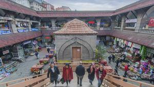 Ankaranın 500 yıllık iş merkezi Suluhan