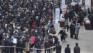 Dünya genelinde virüs bulaşan kişi sayısı 90 bini aştı