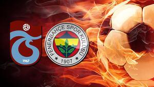 Trabzonspor 2- 1 Fenerbahçe (Maçın golleri ve özeti izle)