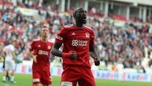 Sivasspor tüm Süper Lig maçlarında gol attı En golcüsü Yatabare...