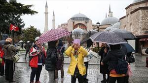 İstanbula ocak ayında 1 milyon 17 bin turist geldi