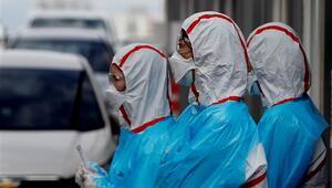 Güney Kore, Corona Virüse karşı savaş başlattı
