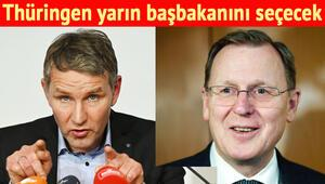 Ramelow AfD'li Höcke ile yarışacak