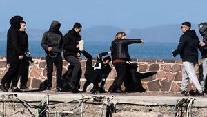 'Beni Yunan faşistler dövdü'