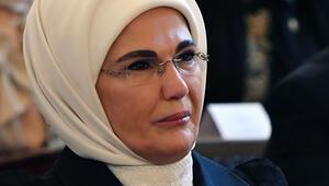 Emine Erdoğan, Milli Egemenliğin 100. Yılında Türk Kadını Özel Oturumuna katıldı