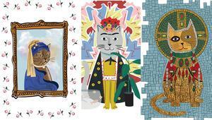 21 Kedide Sanat Tarihi Yolculuğu