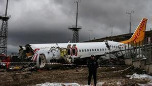 Uçak kazası soruşturmasında yeni gelişme Kaptan pilotun tutukluluğuna itiraz...